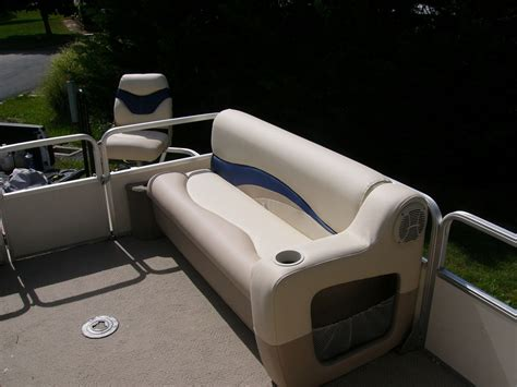 Boat Upholstery Shop by Reupholstery Of Sun Tracker Interior Upholstery Shop