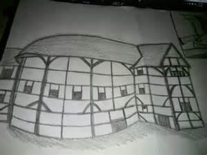 Globe Theatre Sketch
