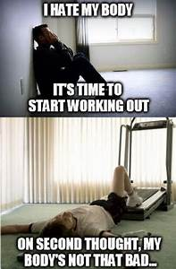 22 Working Out ... Hate Exercise Quotes