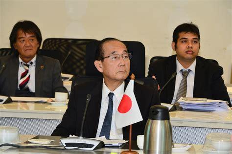 Pada 14 Januari 2020, Ahli Parlimen Japan (Members of the ...