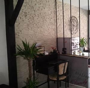 Pierre Pour Mur Intérieur : un mur en pierres de parement ~ Melissatoandfro.com Idées de Décoration