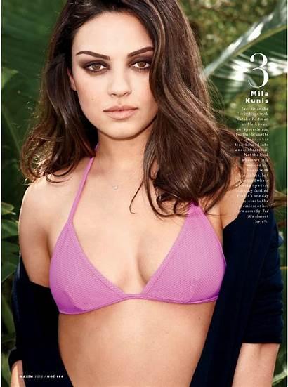 Mila Kunis Sexiest