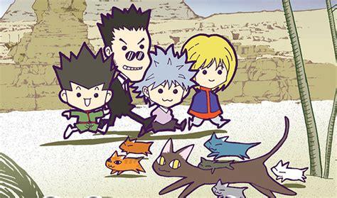 pun berakhir  chapter  manga hunter