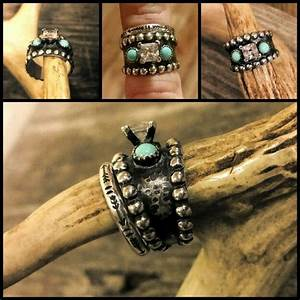 custom western engagement ring wedding band with arrows With custom western wedding rings