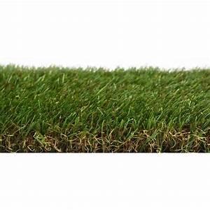 Gazon Synthétique Moins Cher : exelgreen gazon synth tique gardenreal bb 51638 38 mm ~ Edinachiropracticcenter.com Idées de Décoration