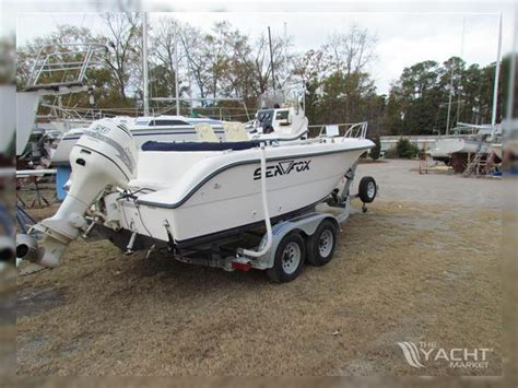 Used Sea Fox 210 Wa Boats For Sale by Sea Fox 210 Cc For Sale Daily Boats Buy Review Price