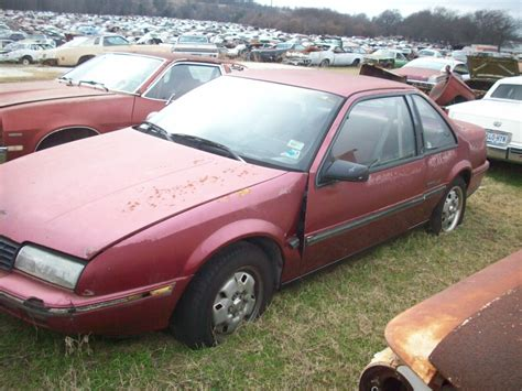 1988 Chevrolet Beretta GT Parts Car