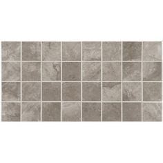 Galvano Charcoal Tile Sizes by Style Selections Galvano Charcoal Glazed Porcelain Mosaic