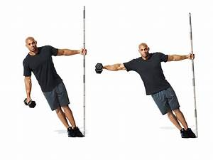 Leaning Lateral Raise Video - Watch Proper Form, Get Tips ...