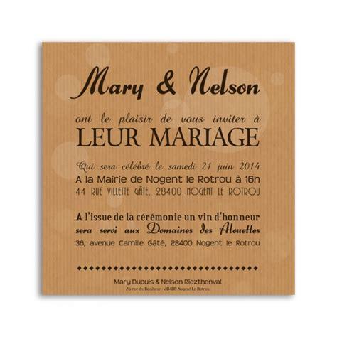 exemple texte faire part mariage vin d honneur et repas faire part vin d honneur