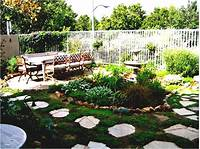magnificent small patio landscape design ideas No Lawn Yard Designs Eden Makers Blog By Shirley Bovshow ...
