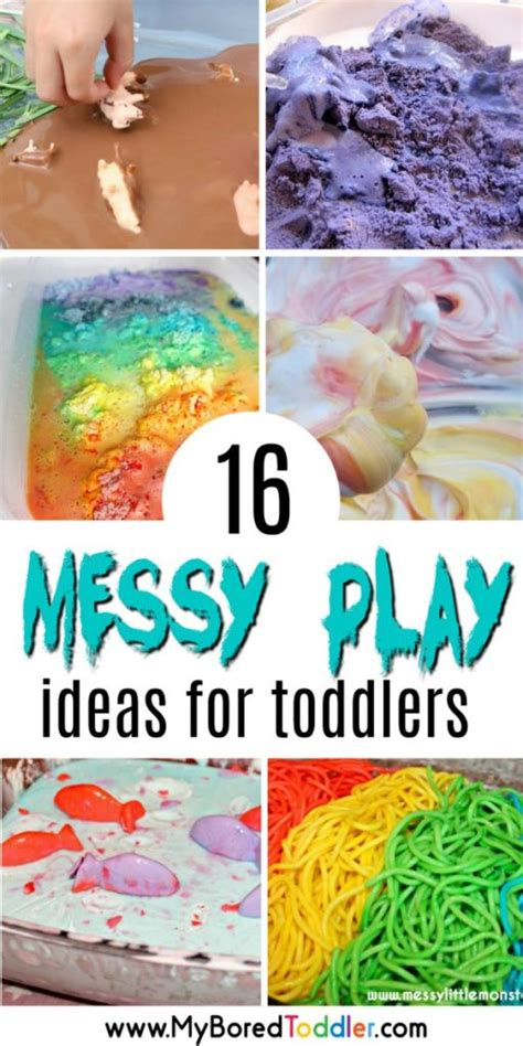 play activities for toddlers my bored toddler 109 | messy play ideas for toddlers 2 and 3 year olds pinterest 512x1024