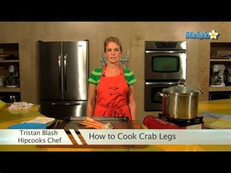 how do i cook crab legs how to cook crab legs youtube