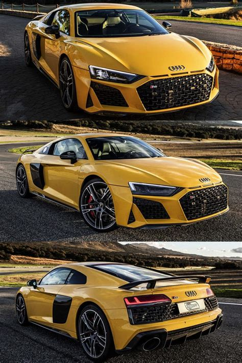 pictures audi   performance quattro vegas yellow