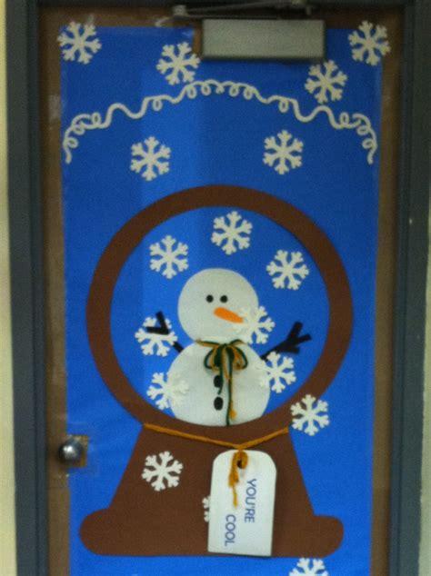 winter door decorations for preschool craftionary 120