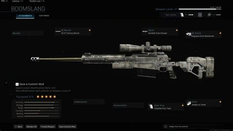 warzone loadout cod hdr ax class sniper season drop setups armas ax50 duty call quais melhores pcgamesn smg