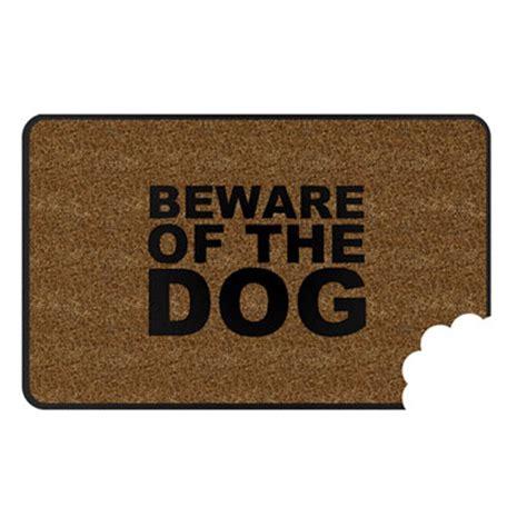 Beware Of Doormat by Uk Balvi Beware Of The Doormat