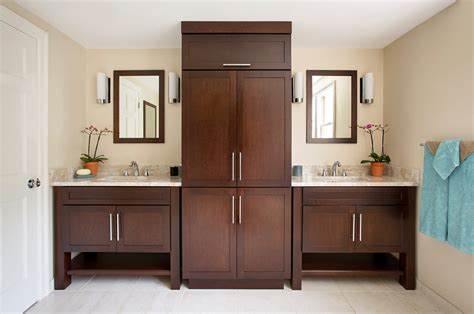 Bathroom Vanities And Storage Ideas
