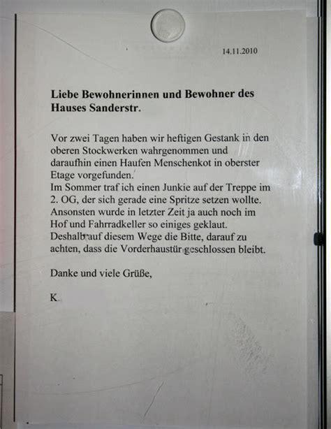 menschenkot notes  berlin