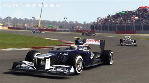 Первые скриншоты F1 2012