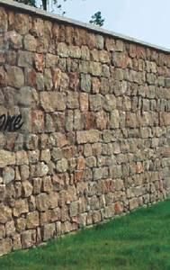 Sichtschutz Mauer Naturstein : naturstein mauer steinmauer mauer aus naturstein ~ Michelbontemps.com Haus und Dekorationen