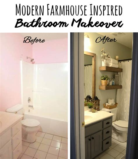 Small Bathroom Makeovers On A Budget by 28 Best Budget Friendly Bathroom Makeover Ideas And