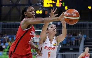 Canada falls 73-60 to Spain in women's basketball in Rio ...
