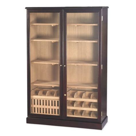 the commercial deluxe cabinet cigar humidor cheap humidors