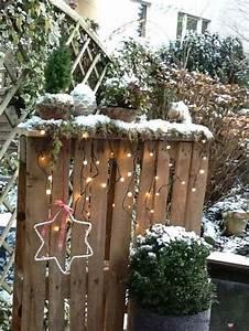 Paletten Deko Weihnachten : weihnachtsdeko im garten paletten pinterest weihnachtsdeko im garten deko garten ~ Buech-reservation.com Haus und Dekorationen