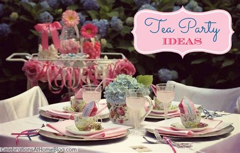 tea party table settings ideas photograph are the ideas i came up with for a seated