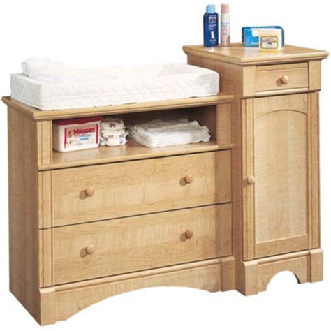 baby changing dresser wopa changing table plans