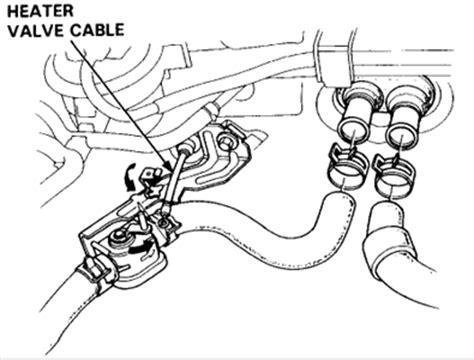 honda accord   heater hose diagram fixya