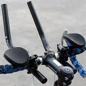 Bicycle Rest TT handlebar For Road Bikes Aero Position Clip On Triathlon Bars