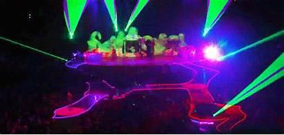 Artrave Stage Gaga Lady Ball Artpop Tour