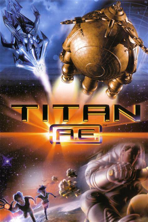 titan ae  review film summary  roger ebert