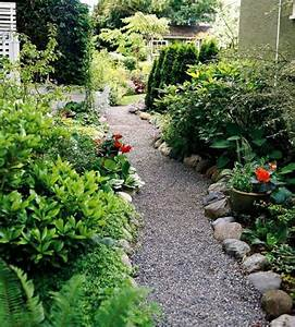 Cailloux Pour Jardin : 60 id es pour bien agencer son jardin ~ Melissatoandfro.com Idées de Décoration