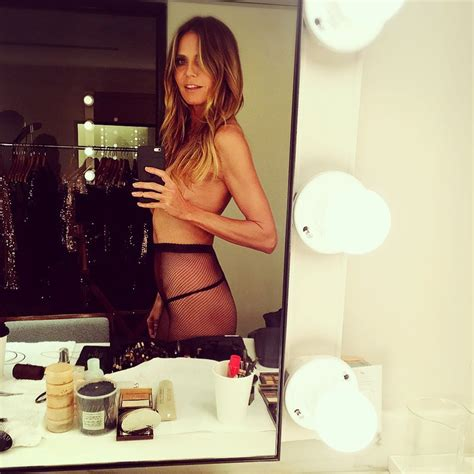 Hot Sexy Pictures Heidi Klum Explore Her