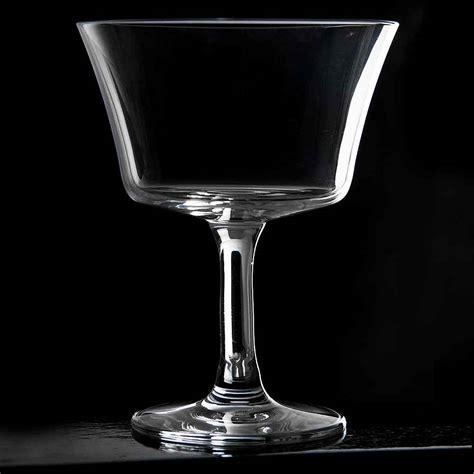 vintage cocktail retro fizz cocktail glass 20cl vintage stemware urban