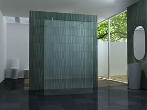 Duschwand Badewanne 160 : 100 140 x 200 glas duschwand duschkabine duschabtrennung ~ Lizthompson.info Haus und Dekorationen