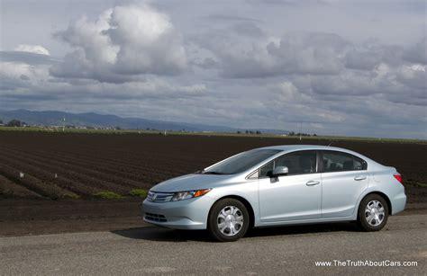 Review: 2012 Honda Civic Hybrid