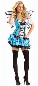 Women's Sexy Fairy Costume - Adult Costumes