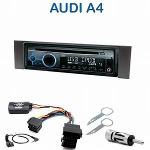 Poste Autoradio Jvc : autoradio 1 din audi a4 b6 avec cd usb mp3 bluetooth audi autoradios ~ Accommodationitalianriviera.info Avis de Voitures