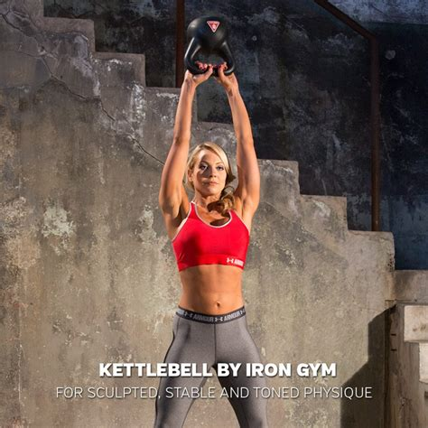 kettlebell 16kg kettlebells 12kg gym views irongym iron