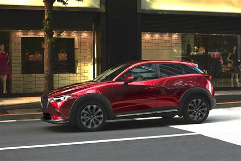 mazda cx  review  strong case  buying