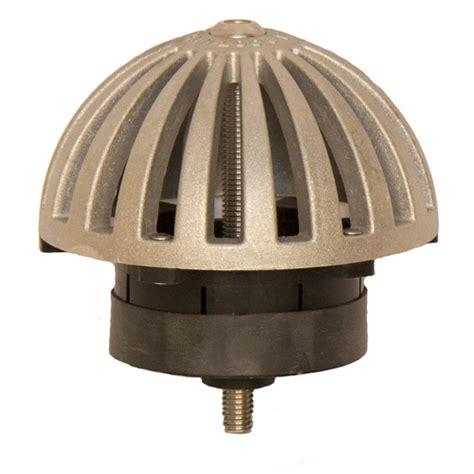 sink wont drain air lock dome d lock cast aluminum floor sink locking dome strainer