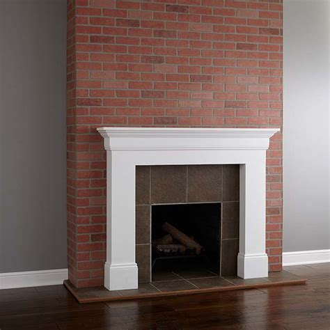 painting a fireplace painting a brick fireplace the home depot