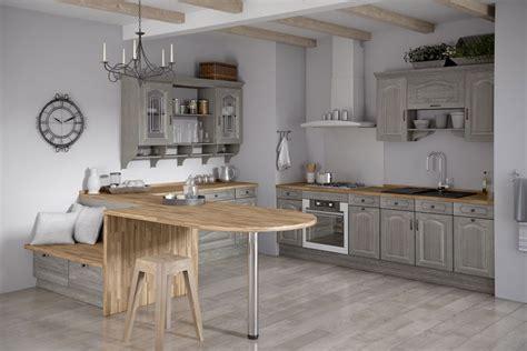 facade porte de cuisine lapeyre meuble cuisine bois gris le bois chez vous