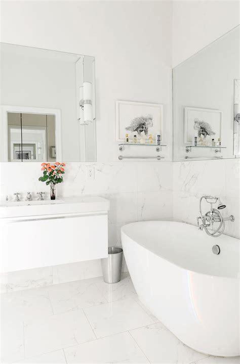 white bathroom ideas oakville real estate 8 tips to make your bathroom look