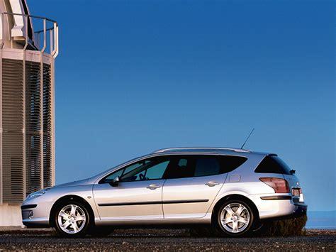Peugeot 407 Sw 2004 Peugeot 407 Sw 2004 Photo 09 Car In