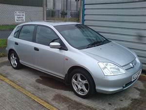 Honda Civic 2002 : honda civic 1 6 2002 auto images and specification ~ Dallasstarsshop.com Idées de Décoration